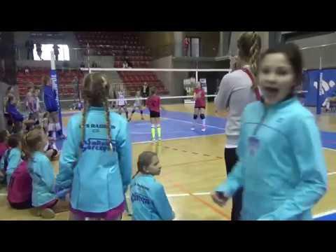 Turniej Mini Siatkówki W Wałbrzychu