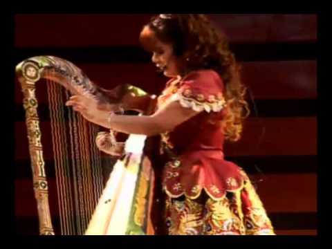 Laurita Pacheco  - El huayno con arpa IV