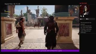 Assassins Creed Origins:Part6 bathhouse assassination