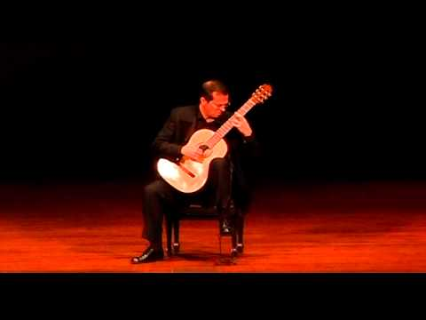 Andrea Dieci plays Etude No.2 by Heitor Villa-Lobos