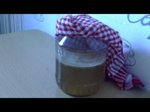Как приготовить чайный гриб - видео