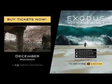 Exodus: Gods and Kings | Ready Yourselves TV Commercial [HD] | 20th Century FOX