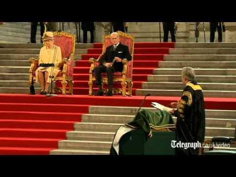 Was John Bercow's speech out of 'order'?