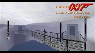 GoldenEye 007 N64 - Arctic - 00 Agent (Custom level)