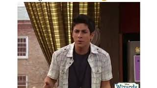 "Wizards of Waverley Place ""Is water wet?"""