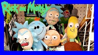 Rick and Morty, Disney, Funko Pint Size Minis Toy HUNT Target 2017