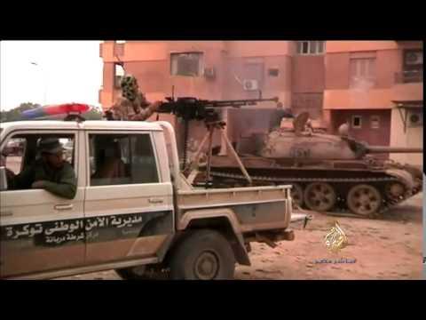 نيويورك تايمز : قوات مصرية خاصة تحارب بجانب قوات حفتر في ليبيا