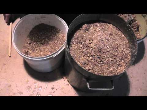 как готовят пыльцу