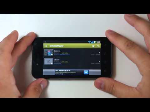 LG P970 (Optimus) Swift Black - part 5