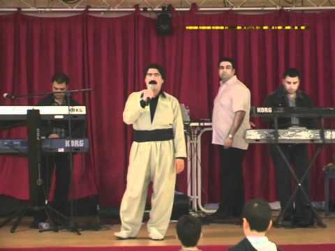 Koresh Azizi - köln Newroz 2010 Part 1 [Official VideoClip]