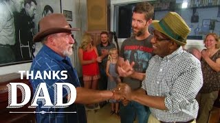 Country Star Gives Deserving Dad Surprise of a Lifetime