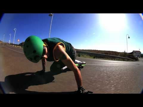 Bajo el sol - longboard adventures sliding and freeriding