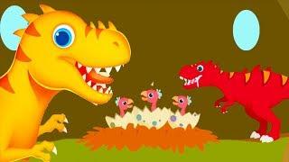 Dinosaur Guard - Driving on Jurassic Island - Play Fun Yateland Dinosaur Games for Kids