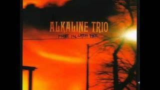 Watch Alkaline Trio Tuck Me In video