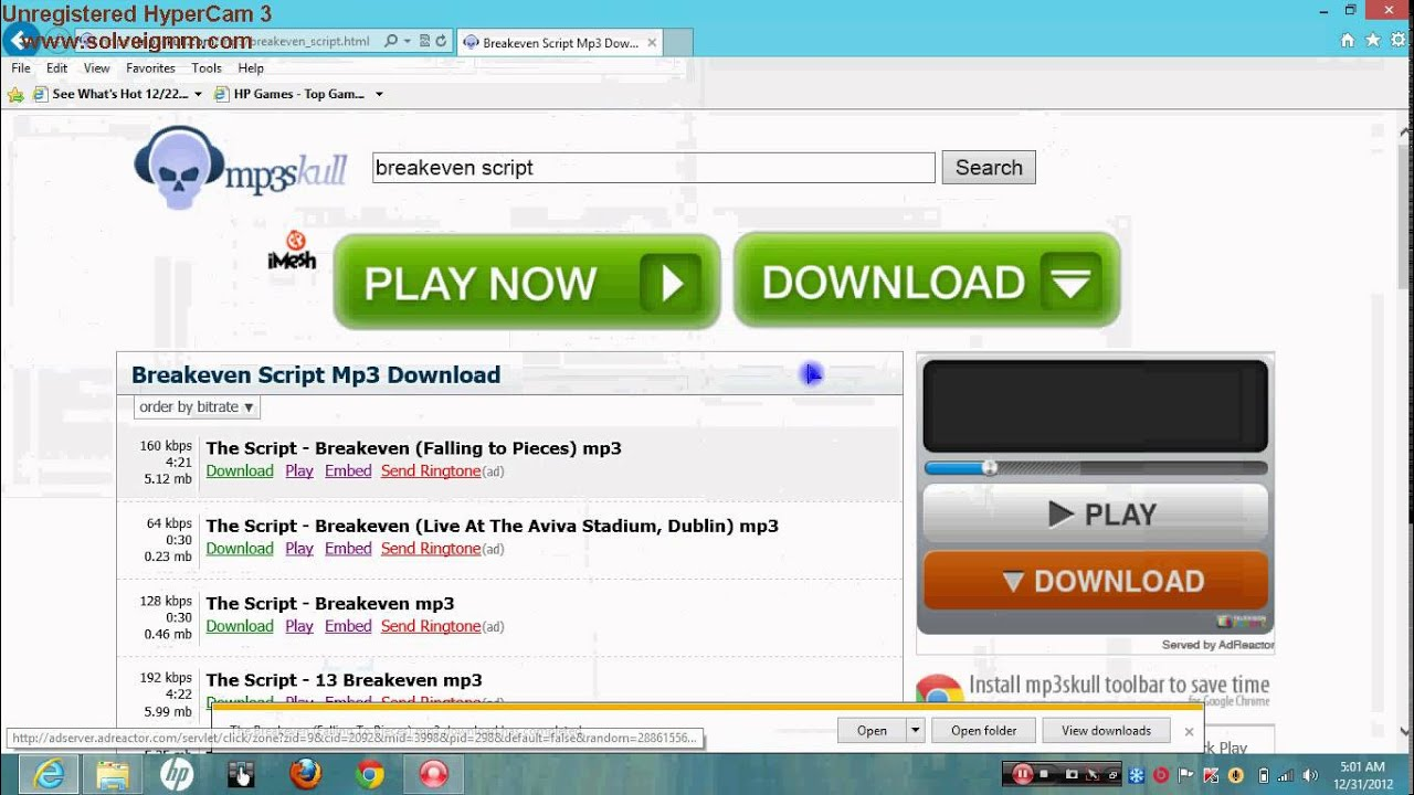 Convert YouTube to MP3 in seconds - Online video converter