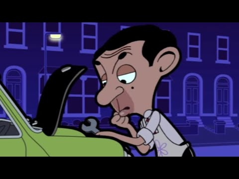 Broken Car | Funny Episodes | Mr Bean Official Cartoon