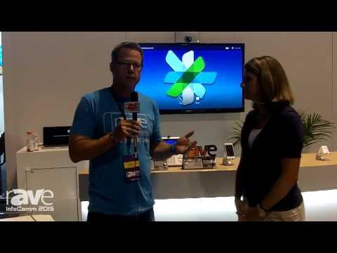 InfoComm 2015: Gary Kayye Speaks with Cisco's Angie Mistretta