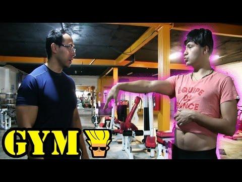 Típicas del GYM