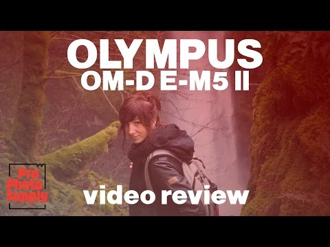 Olympus OM-D E-M5 mark II Video Review