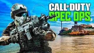 Escape From The Rock - Call Of Duty: Spec Ops