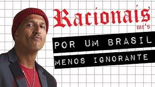 RACIONAIS: POR UM BRASIL MENOS IGNORANTE #meteoro.doc