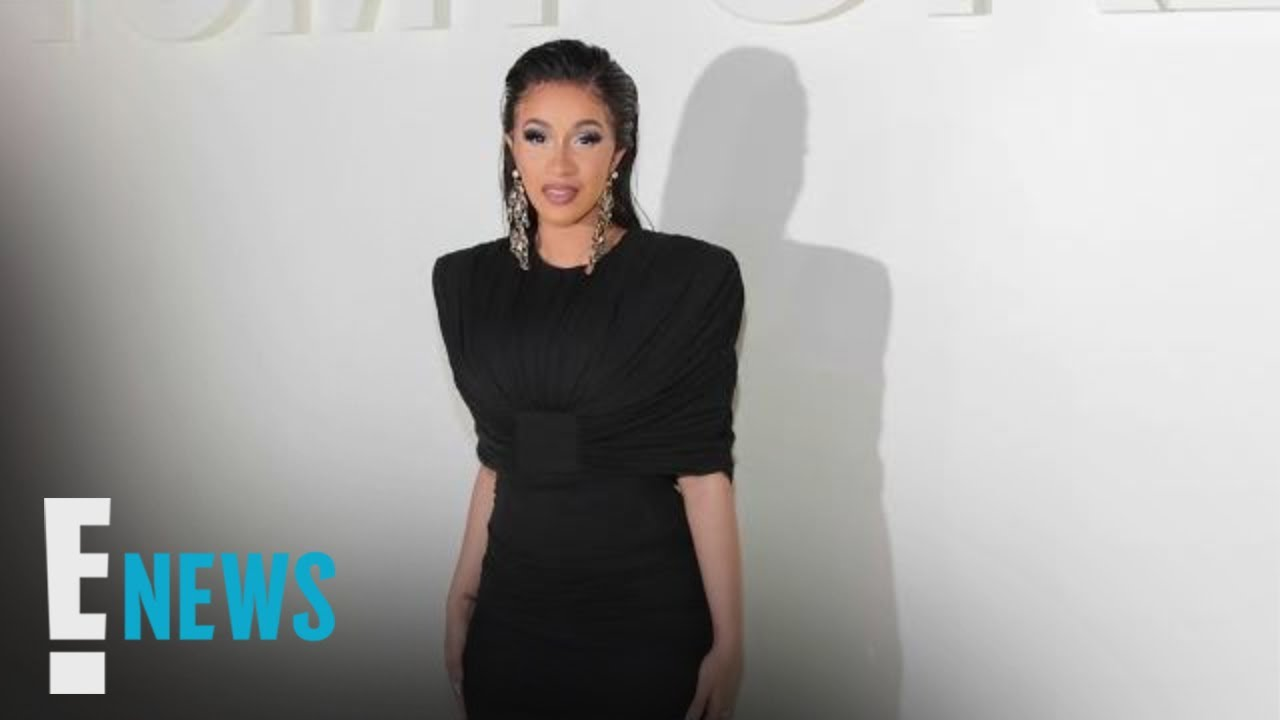 Cardi B Gushes Over Daughter Kulture at NYFW | E! News