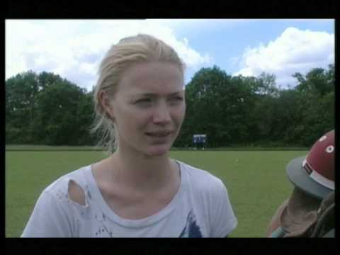 Jodie Kidd Self Portrait