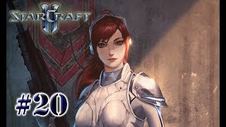 Starcraft 2 - Wings of Liberty - 20 (Modo Brutal) Pt-Br