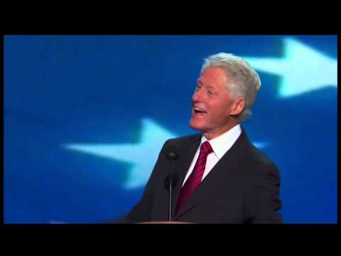 Bill Clinton On Paul Ryan's
