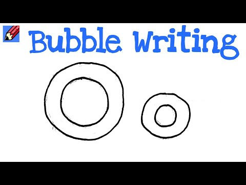 Learn to write uppercase letters alphabet writing