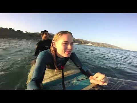 California Vlog - Venice Beach / Surfing / Puppies / Malibu