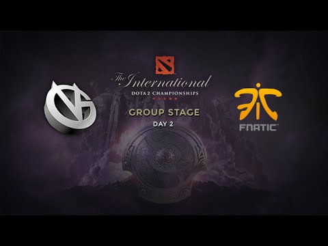 VG -vs- Fnatic, The International 4, Group Stage, Day 2