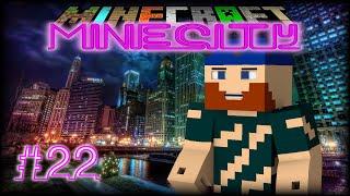 Minecraft | MineCity | #22 POOH SEWERS