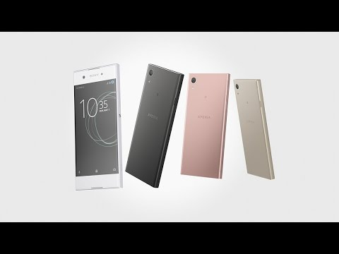 Xperia XA1 – Perfect pictures with 23 megapixels