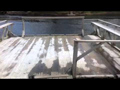 Река Судогда под Владимиром