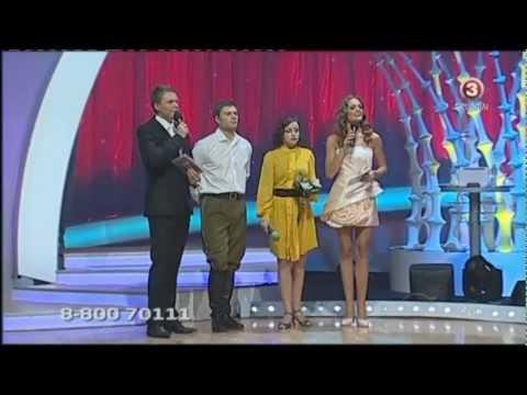 Paulius Šinkūnas ir Katerina Voropaj - Šok su manimi 2012 11 17 - Valsas