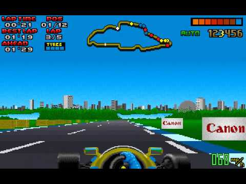 Gremlin Graphics Software - Nigel Mansell's World Championship Racing - 1993