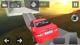 Car Racing On Impossible Tracks Android Gameplay