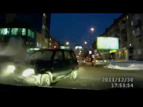 Подборка аварий на видеорегистратор 18