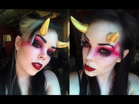 Devil Halloween Makeup For Men She Devil Halloween Makeup