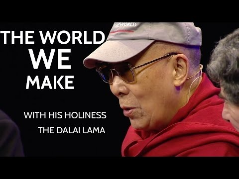 The World We Make with the Dalai Lama