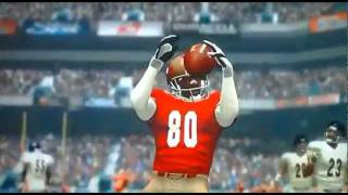 All Pro Football 2k8 throwback trailer