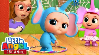 Un Elefante se Balanceaba  | Little Angel Español