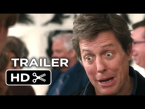The Rewrite Official Trailer #1 (2014) - Hugh Grant, Allison Janney Romantic Comedy HD