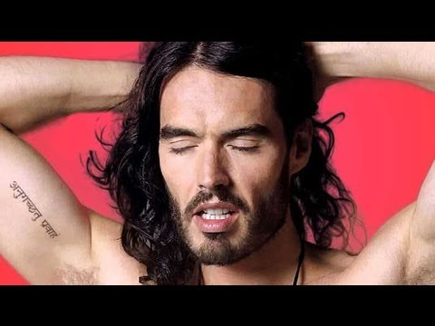 RUSSELL BRAND ADDICTED TO CONSCIOUSNESS