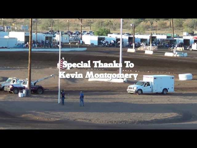 Racing Highlight Reel From Canyon Speedway Park May 26th 2013