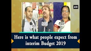 Here is what people expect from interim Budget 2019 - Business News