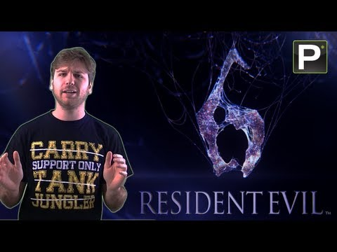 Resident Evil 6 secondo Ellino (Riflessioni a caldo)