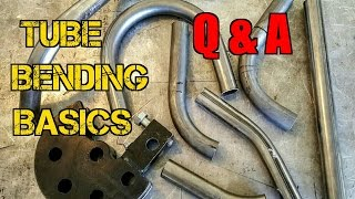 TFS: Tube Bending Basics 3 - Q & A