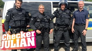 Der Polizei-Check | Information für Kinder | Checker Julian